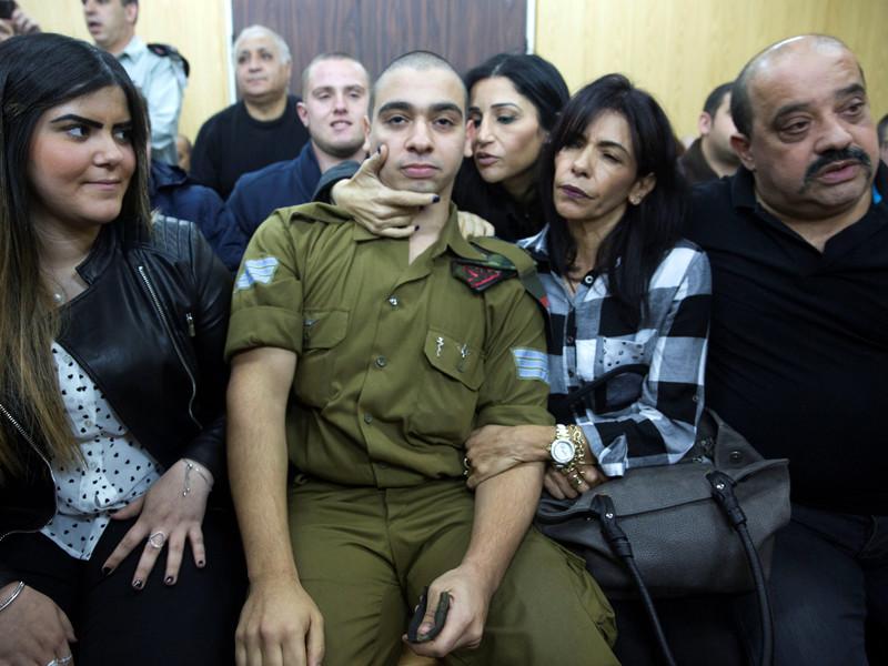 Эльор Азария, Тель-Авив, 4 января 2017 года