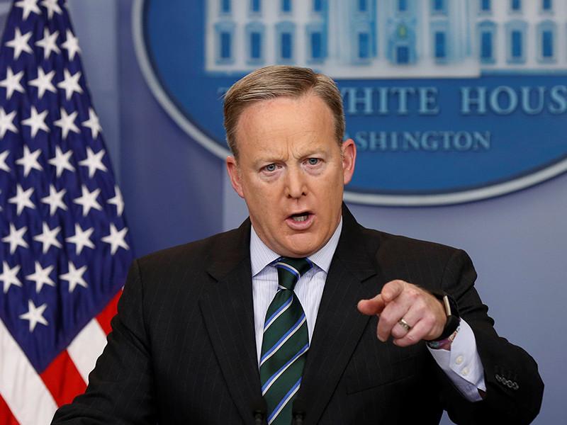 Пресс-секретарь Белого дома Шон Спайсер назвал эффективное взаимодействие в борьбе с терроризмом первым шагом на пути к возможному снятию санкций США против России