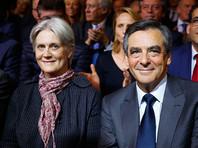 Супруга кандидата в президенты Франции Фийона получила сотни тысяч евро от парламента, не работая