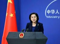 МИД КНР опроверг сведения о размещении произведенных в Китае баллистических ракет вблизи границы с РФ
