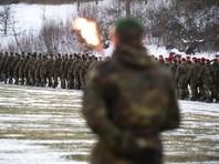 НАТО перебросило в Литву первых военнослужащих из Германии и Бельгии