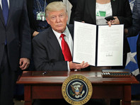 Трамп заморозил сделанный в последний момент Обамой перевод 221 млн долларов Палестинской автономии