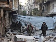 Снайпер застрелил координатора от правительства Сирии в переговорах с боевиками