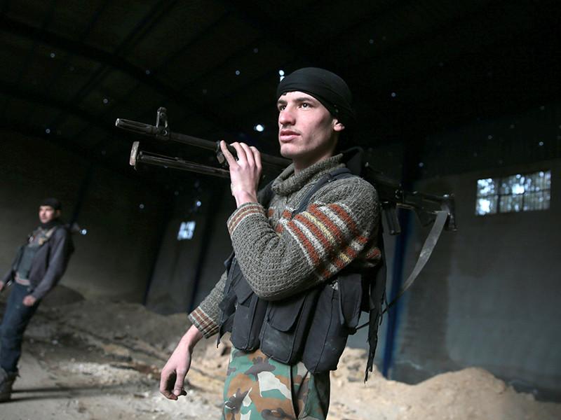 Сирийская вооруженная оппозиция прекратила подготовку к переговорам в Астане из-за нарушений перемирия правительственными войсками