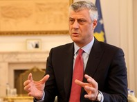 """Президент Косово сообщил о планах Сербии присоединить северные косовские территории по """"крымской модели"""""""