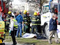 В Иерусалиме грузовик въехал в группу людей: четверо погибших