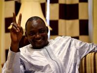 Из-за отказа президента Гамбии уходить в отставку инаугурация нового главы государства прошла в соседнем Сенегале
