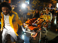 При нападении на ночной клуб Reina погибли 39 человек, около 70 получили ранения