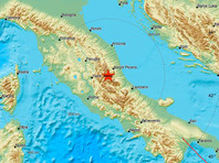 В Италии произошло несколько крупных землетрясений