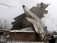 Число жертв авиакатастрофы под Бишкеком возросло до 39 человек