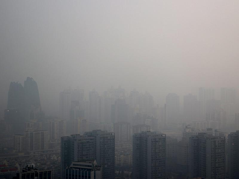 Пекин, 6 января 2017 года