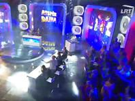 """Программа """"Угадай мелодию"""", транслировавшаяся литовским государственным телевидением (LRT), закрыта из-за инцидента с демонстрацией в эфире нацистского приветствия"""