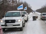 Миссия ОБСЕ зафиксировала у Авдеевки танки и гаубицы, запрещенные минскими соглашениями