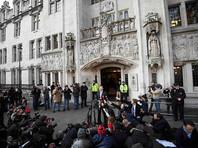 """Верховный суд Великобритании запретил правительству использовать """"королевскую прерогативу"""" для запуска Brexit"""