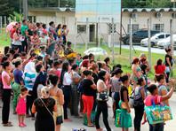 В бразильской тюрьме найдены мертвыми более 30 заключенных