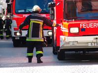В Германии при пожаре в центре для беженцев пострадали более 50 человек, пятеро задержаны