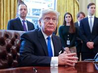 Трамп не отказался от идеи отгородиться от Мексики стеной. Более того, он уже подписал указ