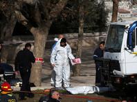 Грузовик совершил наезд на группу израильских военнослужащих и гражданских лиц