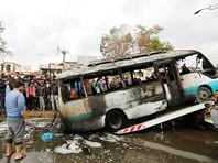 ИГ устроило взрыв в Багдаде в день визита Олланда, погибли около 40 человек