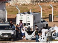 Еще 26 заключенных погибли во время бунта в бразильской тюрьме