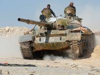 Сирийская армия объявила об освобождении долины с водой под Дамаском