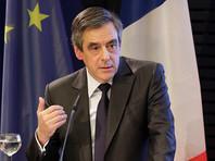 """Кандидат в президенты Франции Фийон назвал """"искусственным скандалом"""" вопросы о деньгах жены"""