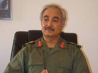 Россия договорилась вооружить мятежного ливийского генерала Хафтара через посредство Алжира