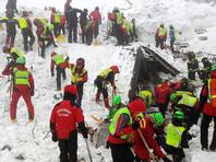 Спустя неделю после схода лавины на отель в Италии найдены тела 23 человек