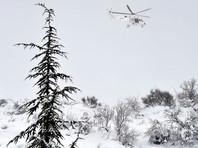 В горах Италии разбился спасательный вертолет: шесть человек погибли