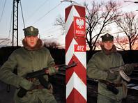 В Польше в четыре раза возросло количество отказов во въезде беженцам из Чечни