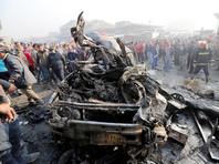 Крупный взрыв на овощном рынке в Багдаде: 12 погибших, десятки раненых