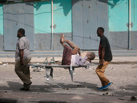 Пока нет сведений о том, есть ли среди погибших и раненых сомалийские политики