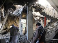 """По сообщению военных, операция была направлена против террористической группировки """"Аль-Каида на Аравийском полуострове (АКАП)"""" - одной из самых активных и кровавых среди действующих в регионе"""