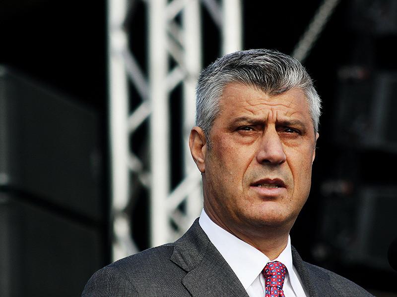 Президент Косово Хашим Тачи второй раз за минувшую неделю высказал опасения по поводу возможного захвата части косовских территорий