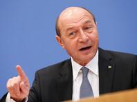 Бывший президент Румынии Бэсеску подал в суд на президента Молдавии Додона из-за гражданства