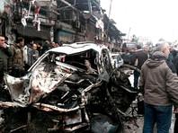В Сирии террорист-смертник взорвал автомобиль около футбольного стадиона: более 10 человек погибли