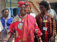 Кенийская бабушка Обамы остается под охраной после ухода внука с поста президента США