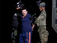 Легендарного наркобарона Коротышку экстрадировали из Мексики в США