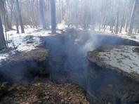 На Львовщине в день рождения Бандеры сожгли музей УПА (ФОТО)