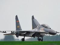 """Фотоотчет с учений ВВС Китая породил предположения о появлении в КНР новой ракеты """"воздух - воздух"""""""