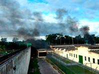 Тюремный бунт в Бразилии унес жизни около 60 человек