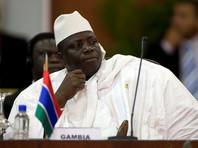Президент Гамбии, отказавшийся уходить после поражения на выборах, ввел в стране режим ЧП