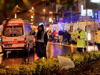 Бойня в ночном клубе в Стамбуле: 39 погибших, убийца скрылся