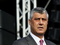 Президент Косово подозревает Россию и Сербию в подготовке нового вооруженного конфликта на Балканах