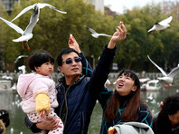 """Политика """"одна семья - один ребенок"""" была введена в Китае 1979 году и действовала на протяжении многих лет"""