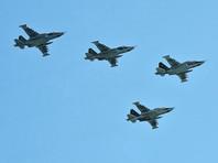 В начале недели РФ перебросила в Сирию четыре дополнительных штурмовых самолета Су-25. Они пополнили группировку российских войск, расположенную на авиабазе Хмеймим. По словам одного из источников, на пути в Сирию самолеты останавливались на дозаправку в Иране