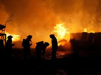 В Чили сильнейшие лесные пожары в истории страны уничтожили целый город