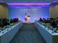 В Париже пытаются перезапустить ближневосточные переговоры без Израиля и палестинцев