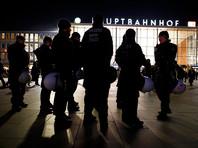 В Кельне в новогоднюю ночь превентивно задержали сотни мигрантов