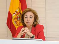 Госсекретарь Испании шокировала саудовцев короткой юбкой и непокрытой головой